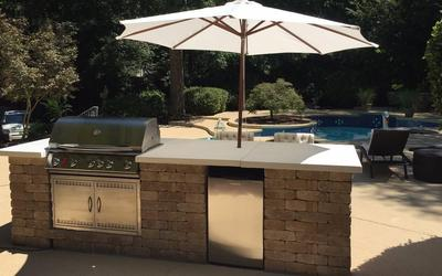 Extend Dining and Entertainment into Your Backyard with an Outdoor Kitchen Grand Island,Ne