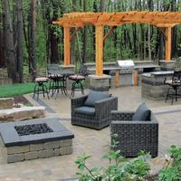 A DIY fire pit creates a welcoming outdoor retreat Grand Island,Ne