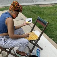 With 90 painted chairs, Pittsburghers celebrate the arts while welcoming visitors Grand Island,Ne