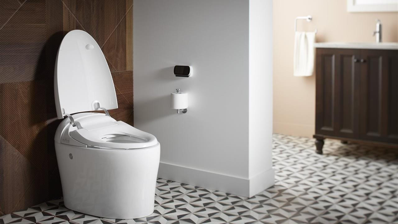 6 reasons your bathroom needs a high-tech boost
