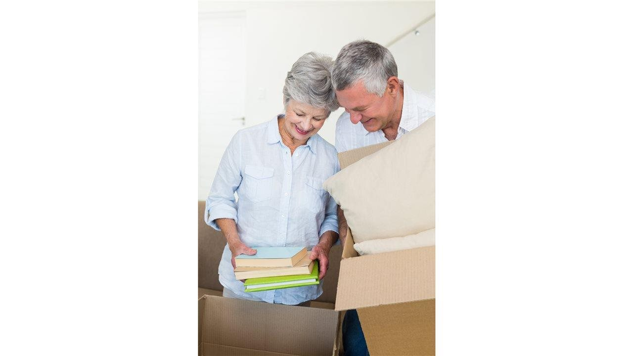 Downsizing as you age: 8 smart organization tips and tricks