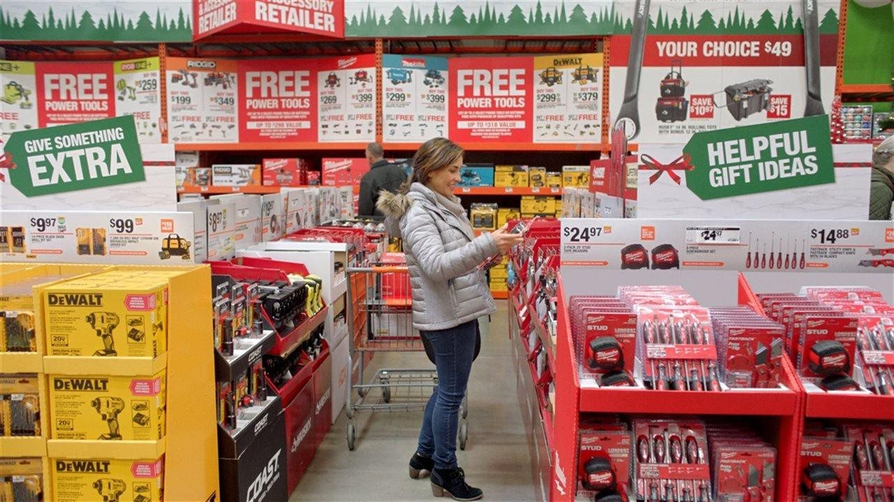 Holiday shopping tips to save money and reduce stress