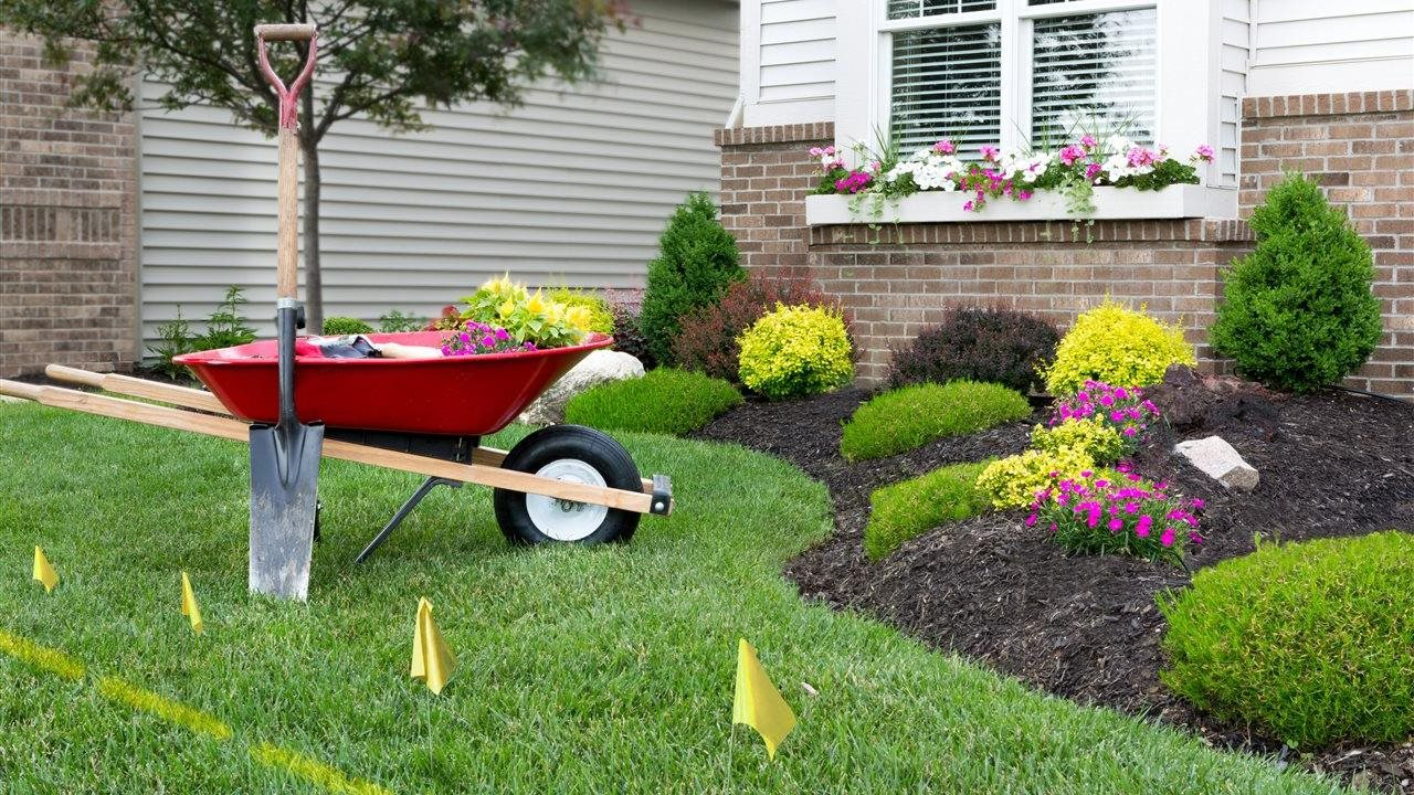 Know what's below – Call 811 before digging for landscaping and home improvement projects this spring