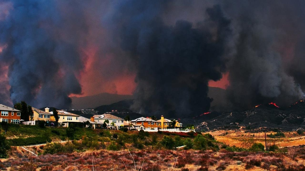 4 steps to help you plan for wildfires