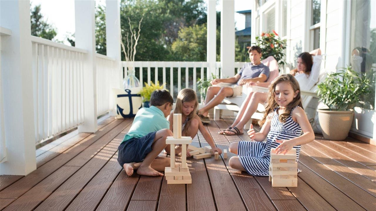 3 ways a deck can make staying home more enjoyable