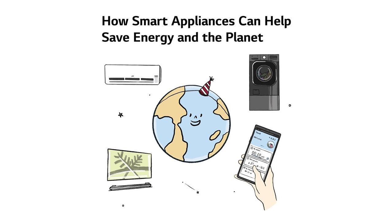 How Smart Appliances Can Help Save Energy and the Planet
