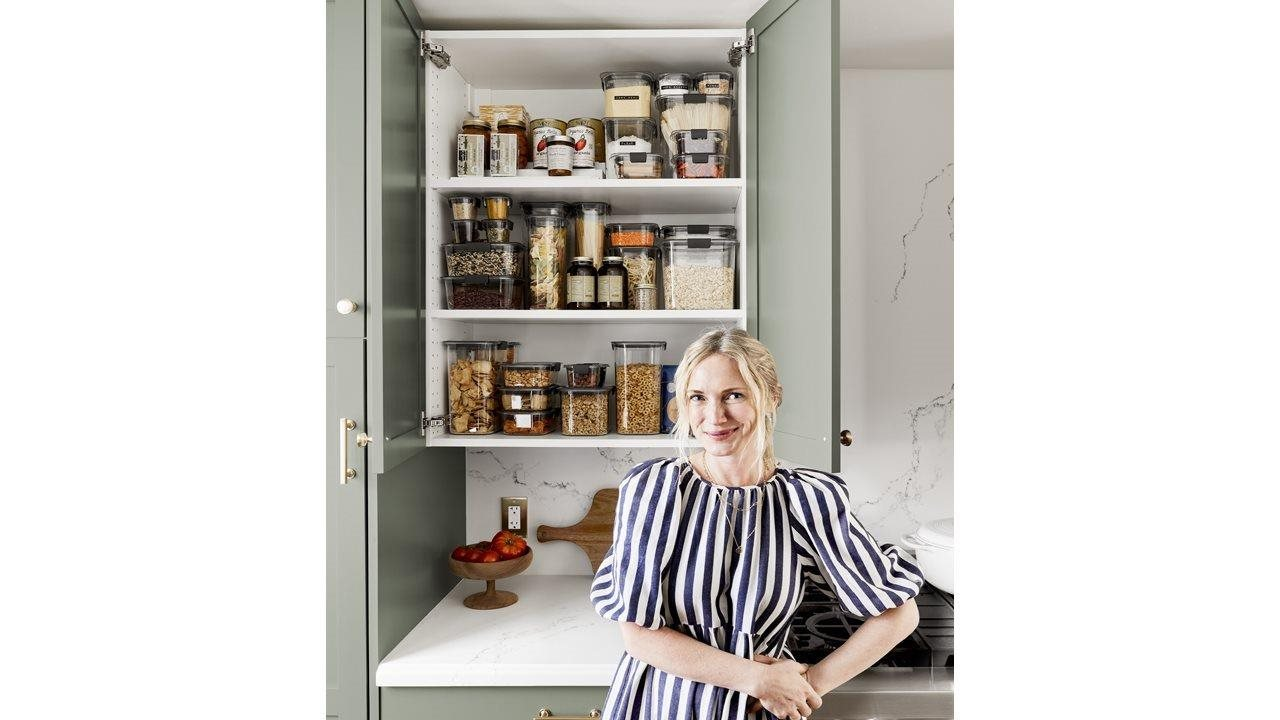 Perfecting your imperfect pantry: Tips to achieve inner calm through an organized space